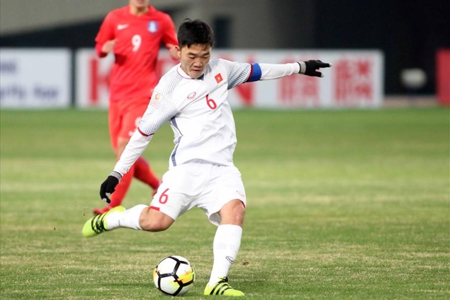 Xuân Trường là một trong những cầu thủ quan trọng của U23 Việt Nam. Ảnh: Hữu Phạm