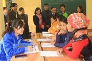 Thái Nguyên: Cơ hội làm công nhân của lao động hộ nghèo, cận nghèo