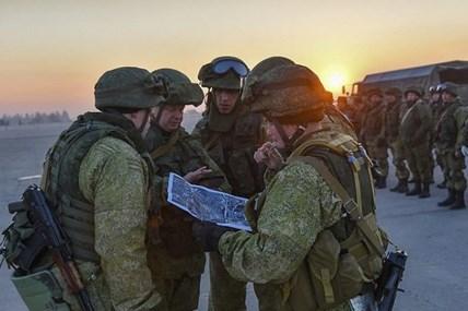"""Nga bị cáo buộc """"đào thoát"""" khỏi Afrin, Syria khi chiến sự Thổ - người Kurd mở màn"""