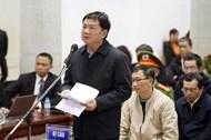 Ông Đinh La Thăng 13 năm tù, Trịnh Xuân Thanh chung thân