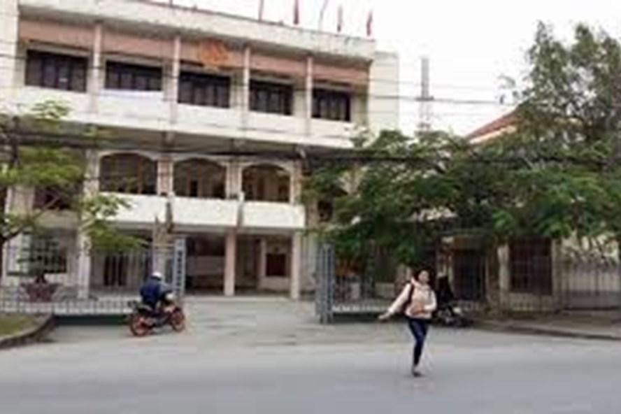 Trụ sở UBND huyện An Dương