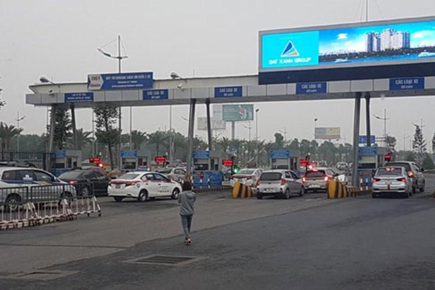 Hiện cả nước có 21/22 sân bay do ACV quản lý đang thu phí dịch vụ ô tô ra vào sân bay.