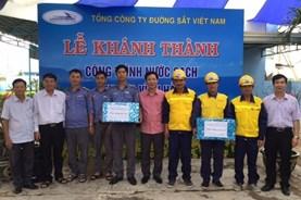 CĐ Đường sắt Việt Nam triển khai nhiệm vụ trọng tâm 2018: Thực hiện nhiều chương trình vì người lao động