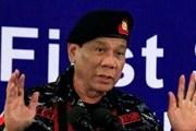 Tổng thống Rodrigo Duterte lệnh quân đội xử bắn nếu mình tham quyền cố vị