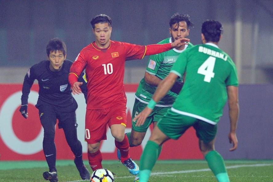 U23 Việt Nam đang rất tự tin để có thể tiếp tục làm nên những câu chuyện lịch sử tại VCK U23 Châu Á 2018. Ảnh: AFC