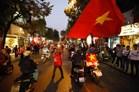 """Dân mạng """"dậy sóng"""" ăn mừng chiến thắng lịch sử của U.23 Việt Nam"""