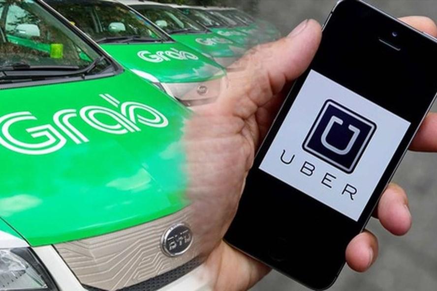 Hà Nội tiên phong siết chặt Uber, Grab. Ảnh: Internet