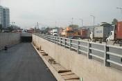 TPHCM: Thông xe hầm chui Mỹ Thủy, giảm ùn tắc đường vào cảng Cát Lái