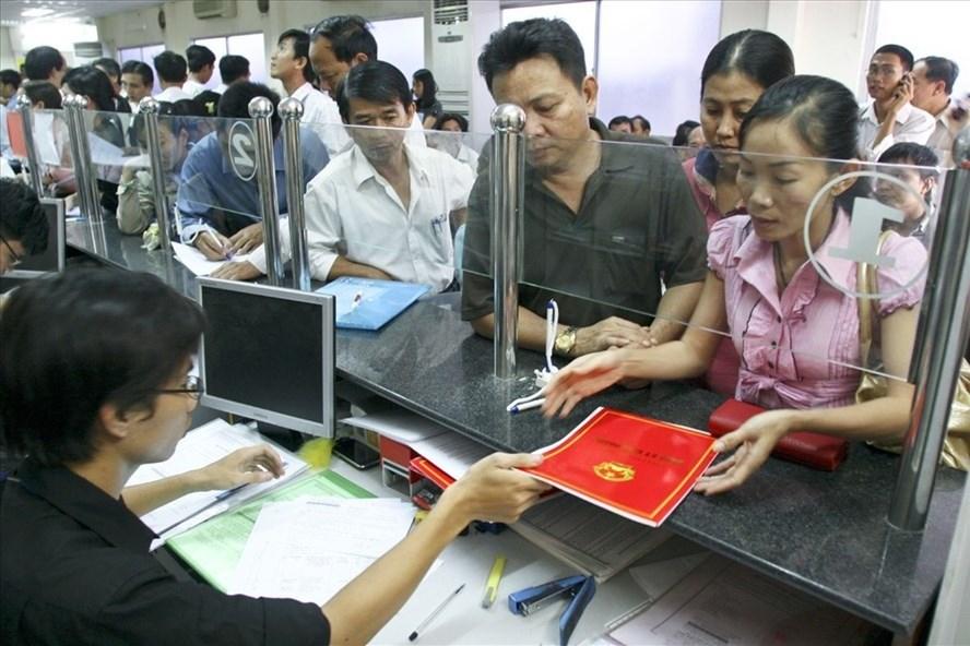 Công chức, người làm việc trong các cơ quan quản lý nhà nước tại TPHCM có năng suất gấp rưỡi những nơi khác. Ảnh: Lê Toàn