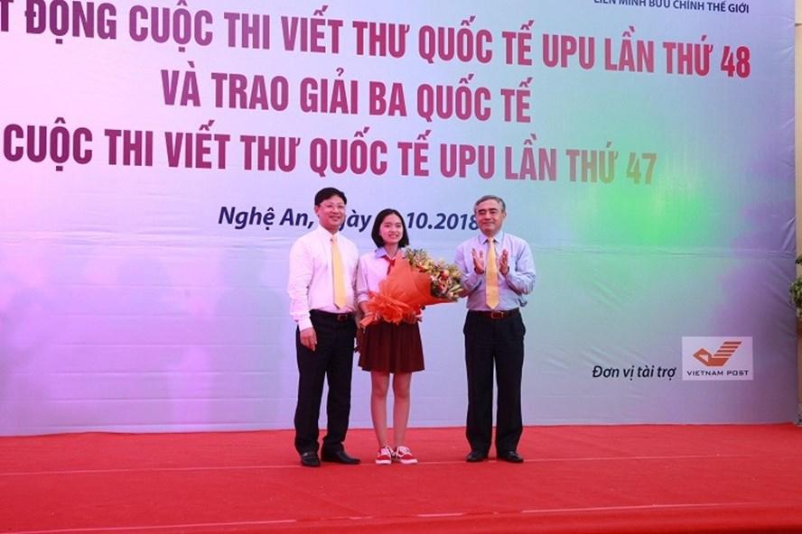 Công bố chủ đề Cuộc thi viết thư UPU lần thứ 48 - ảnh 1