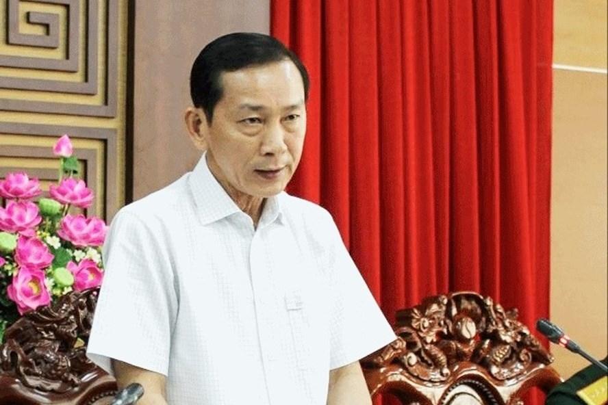Chủ tịch UBND TP Cần Thơ Võ Thành Thống, người ký kế hoạch thực hiện đề án. Ảnh: bantuyengiao.cantho.gov.vn.