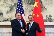 Căng thẳng Mỹ-Trung bùng nổ trong chuyến thăm của Ngoại trưởng Pompeo