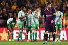 Tin thể thao 24h: Lộ đội hình tuyển Việt Nam gặp Malaysia; Messi bất lực nhìn Barca thảm bại