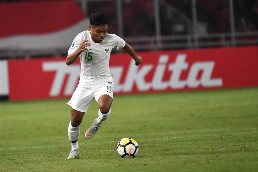 Saddil Ramadani đã bị loại khỏi ĐT Indonesia vì những rắc rối ngoài sân cỏ. Ảnh: AFC Media