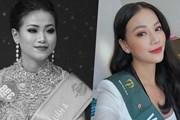 Rò rỉ ảnh cũ với chiếc cằm bầu bĩnh khác xa hiện tại của tân Hoa hậu Trái đất Phương Khánh