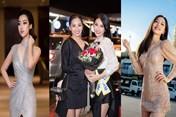 Hoa hậu Tiểu Vy, Đỗ Mỹ Linh nhắn nhủ Thuỳ Tiên trước giờ G Miss International 2018