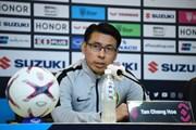 HLV Malaysia muốn kiểm soát bóng để đánh bại Việt Nam ở Mỹ Đình