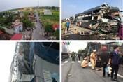 Tin tức giao thông 24h: Sập giàn giáo 1 người chết, 2 người bị thương