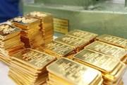 Giá vàng hôm nay 27.12: Đổ xô bán tháo, vàng miếng tăng trở lại