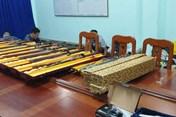 Phá đường dây mua bán vũ khí ở TPHCM