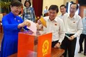Bà Nguyễn Thị Quyết Tâm có phiếu tín nhiệm cao thứ hai