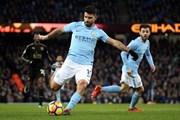 Tấn công cống hiến, Man City đại thắng Leicester 5 - 1