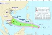 Sát 30 Tết, bão Sanba vào biển Đông, cơ quan phòng chống thiên tai ra công điện khẩn ứng phó