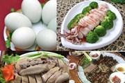 Những món ăn không nên thưởng thức trong 3 ngày tết