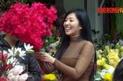 Các khu chợ Hà Thành không thể không ghé qua mỗi dịp Tết Nguyên Đán