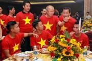 """Những """"người hùng"""" U23 Việt Nam chúc gì trong năm mới?"""
