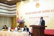 """Họp báo Chính phủ: Không """"sốt ruột"""" chuyện hứa thưởng cho U23 Việt Nam"""