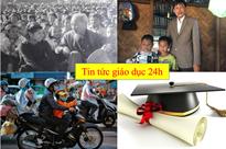 Tin tức giáo dục 24h: Xin lùi thời hạn báo cáo chất lượng giáo sư; lớp học vắng sau nghỉ Tết