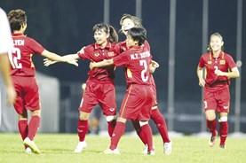 Chờ bóng đá Việt khởi sắc!