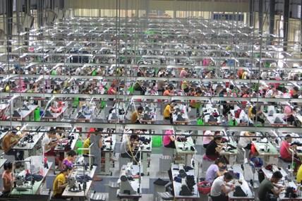 Hải Phòng: Sau tết, 100% công nhân các khu công nghiệp trở lại làm việc bình thường