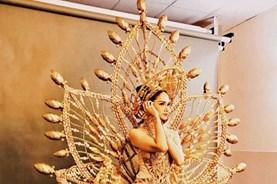 """Hương Giang Idol có """"gánh"""" nổi trang phục tại cuộc thi Hoa hậu Chuyển giới Quốc tế 2018?"""