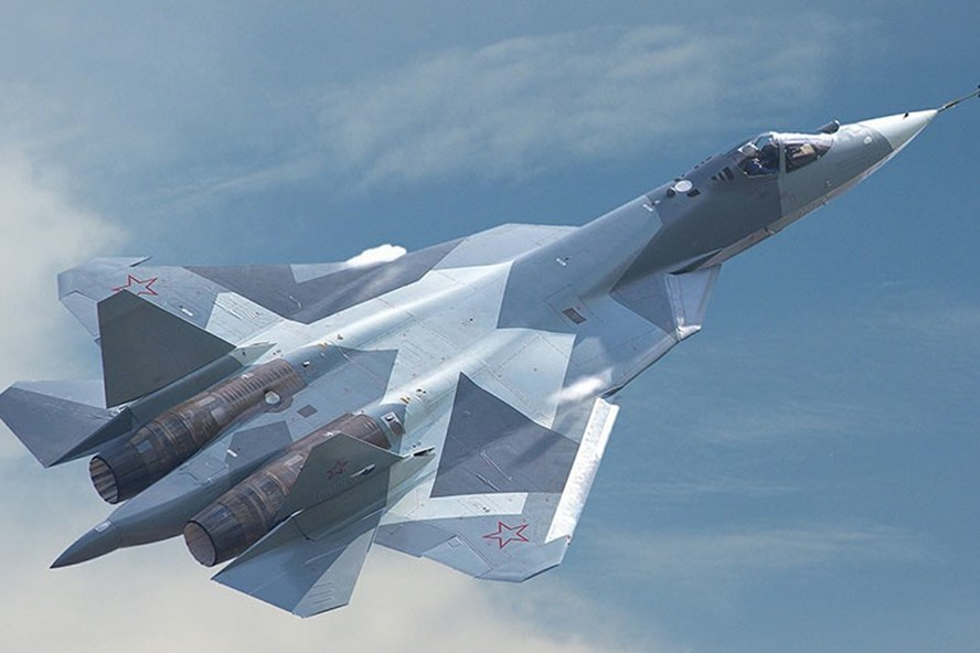 Sukhoi PAK FA T-50 (Su-57). Ảnh: Global Look Press