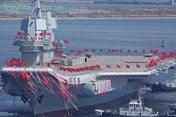 Trung Quốc tham vọng đóng tàu sân bay hạt nhân