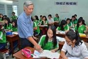 Địa phương hiếm hoi có tiền thưởng Tết Nguyên đán Mậu Tuất cho giáo viên