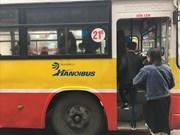 Xe buýt ngày nảy ngày nay
