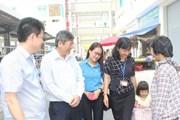 Ông Trần Thanh Hải thăm nhà ở xã hội của công nhân Bình Dương