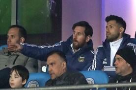 Không có Messi phục vụ, Argentina vẫn ghi được hai bàn vào lưới Italia