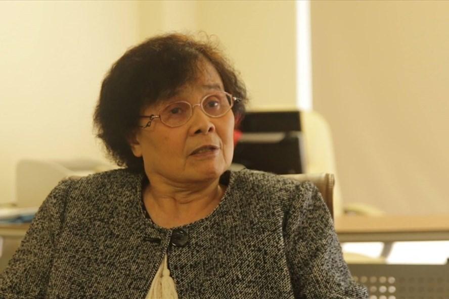 GS Hoàng Xuân Sính cho rằng việc bổ nhiệm chức danh GS, PGS cần gắn với vị trí việc làm ở các trường đại học, viện nghiên cứu.