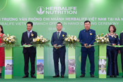 Herbalife khai trương văn phòng mới tại Hà Nội