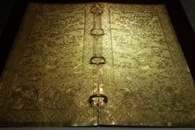 Báu vật kim sách triều Nguyễn
