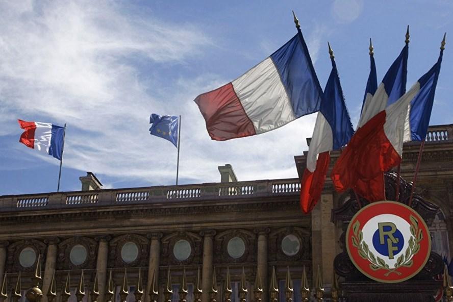 """Pháp sẵn sàng """"đáp trả thích đáng"""" Mỹ áp thuế nhôm, thép nhập khẩu. Ảnh: AFP."""