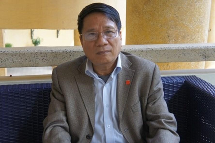 PGS.TS Đặng Văn Bài.