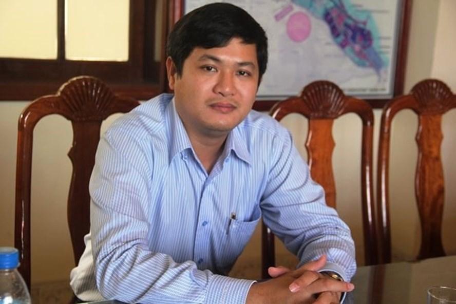 Ông Lê Phước Hoài Bảo.