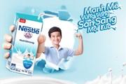 Nestlé ra mắt sữa tiệt trùng mới đảm bảo 25% nhu cầu canxi mỗi ngày của trẻ