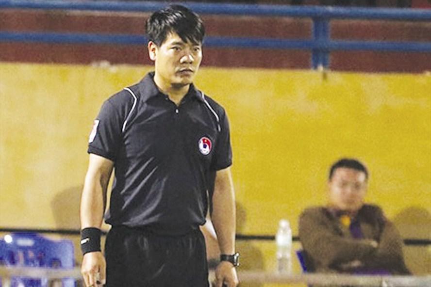 Trợ lý Dương Ngọc Tân. Ảnh: TL