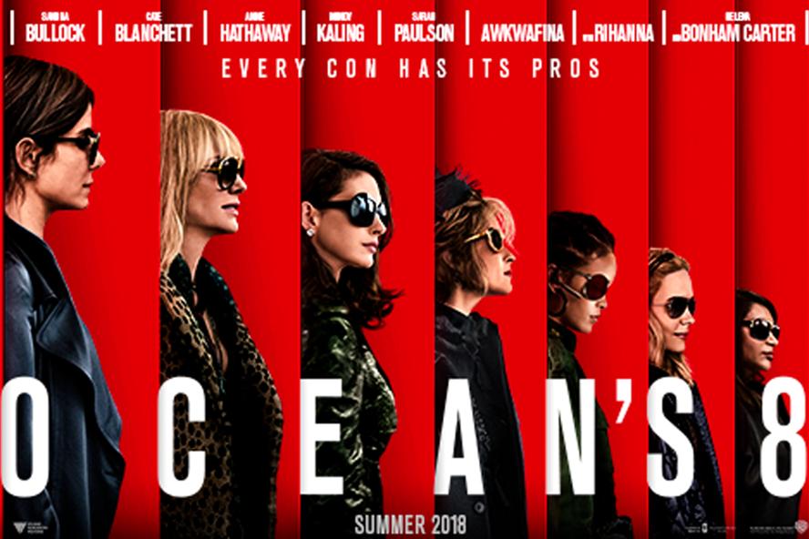 Mỹ nữ Hollywood hóa đả nữ siêu trộm trong Ocean's 8
